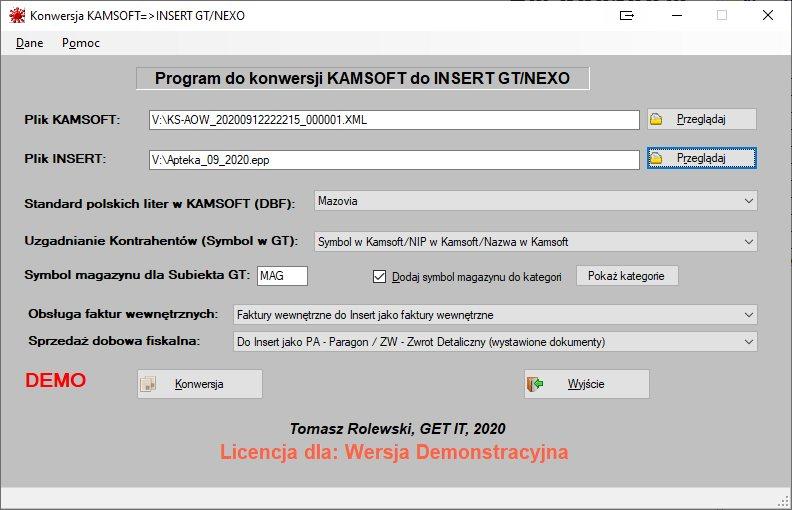 Kamsoft-GT-NEXO